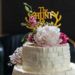Witte bruidstaart - Bakkerij Bosgoed