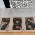 Chocolade cijfers - Bakkerij Bosgoed