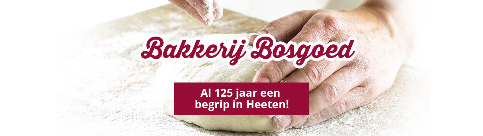 Bakkerij Bosgoed al 125 jaar een begrip in Heeten